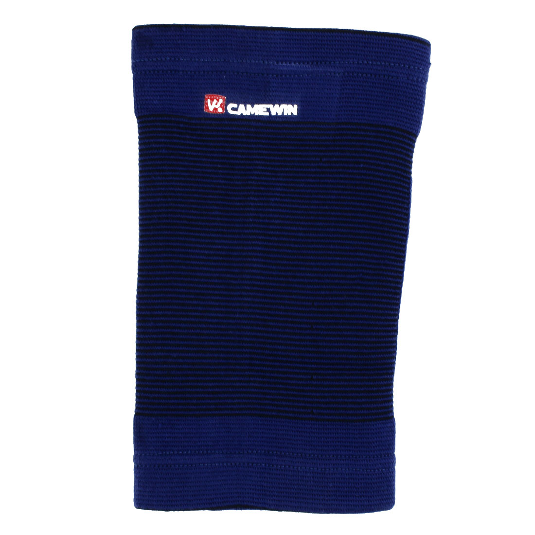 Fitting Stretchy Black Blue Knee Sleeve Support Protector