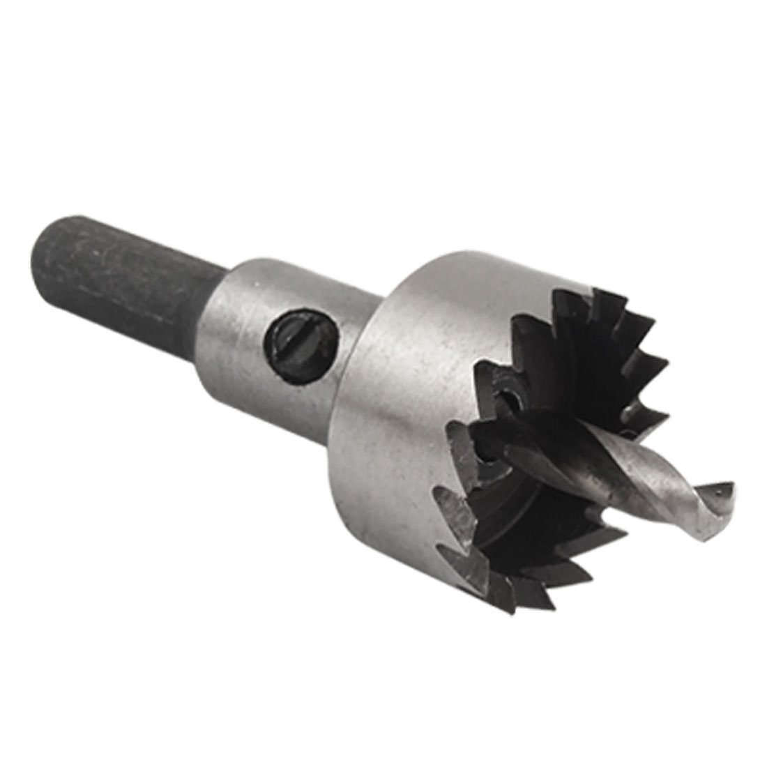 23mm Twist Drill Bit Three Flat Shank Metal Working Hole Saw