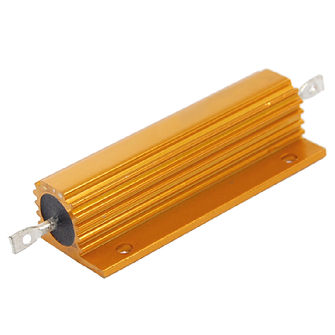 100W Power Mounted Aluminum Shell Resistor 5% 0.5 Ohm