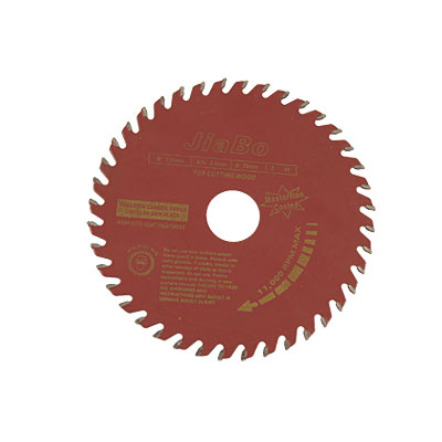 Wood Cutting 115mm Diameter 40 Teeth 11000 PRM Speed Saw Cutter