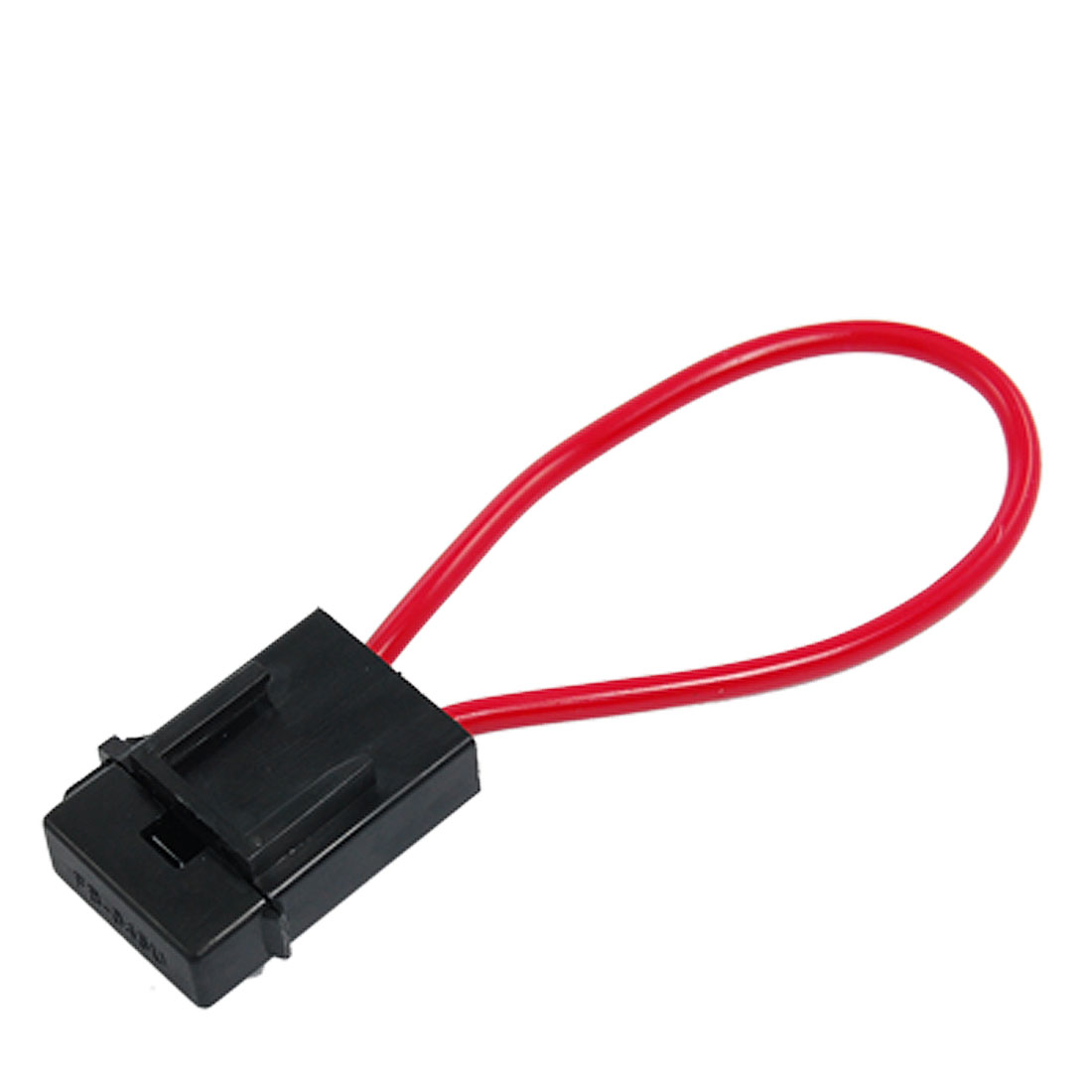 FB-045U Black Plastic Fuse Block for Battery Truck Auto Car