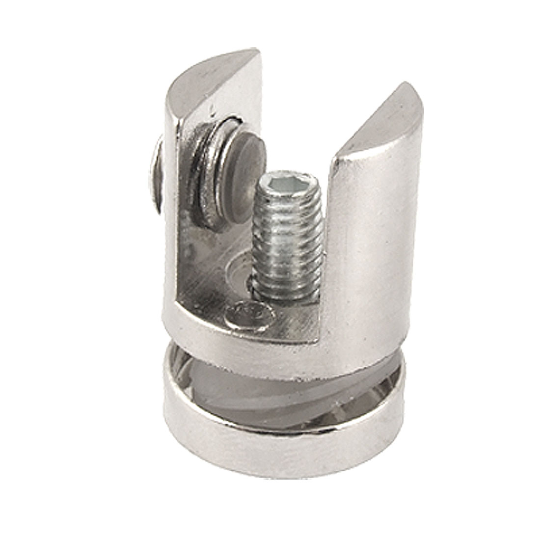 Bathroom Shelf 8-12mm Thickness Glass Metal Holder Clip