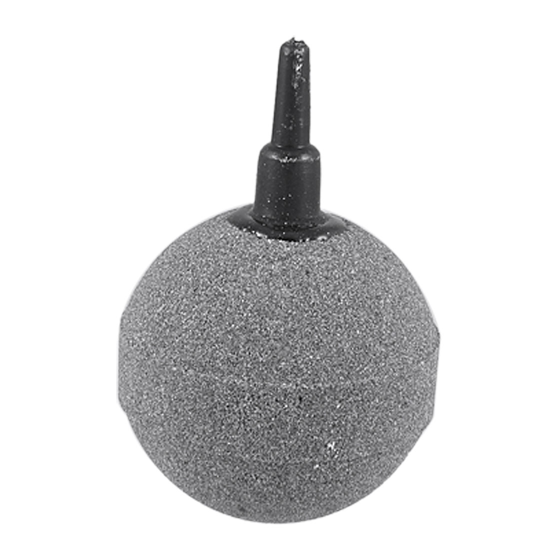 "1.1"" Diameter Ball Shape Gray Air Bubble Release Stone for Aquarium Fish Tank"