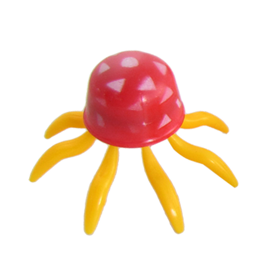 5 Pcs Artifical Jellyfish Plastic Decor for Aquarium Fish Tank