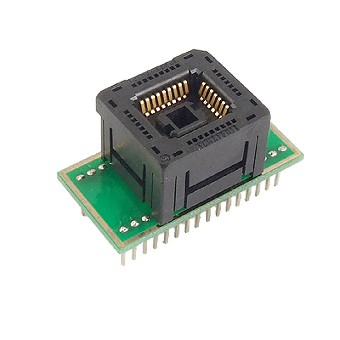 PLCC 32 Socket to DIP 32 Terminal Adapter for Chip Programming