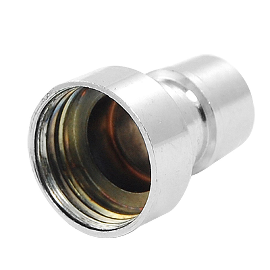 House Washing Machine Water Faucet Adapter Silver Tone