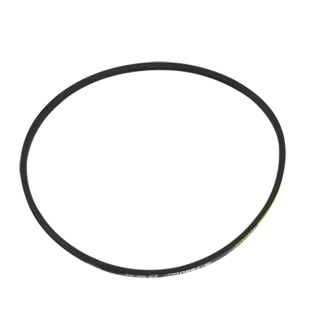 Inner Girth 1550mm Black Rubber O Type Transmission V-Belt