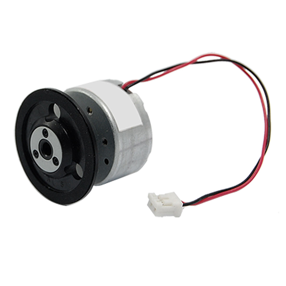 DC 6V 6000RPM Output Speed 0.02A Power Connector DVD Motor