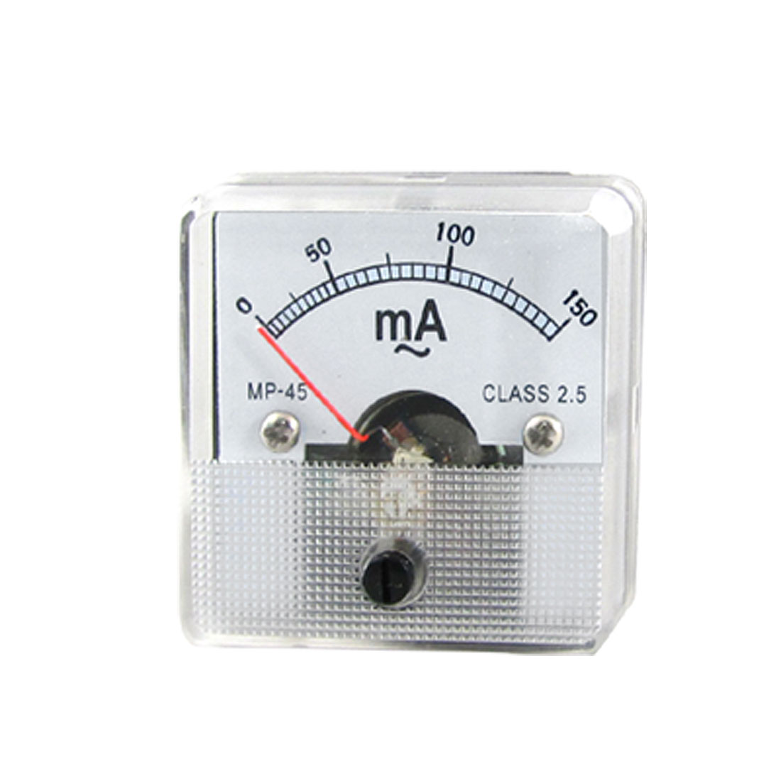 MP-45 Analog AC 0-150mA Current Panel Meter Ammeter