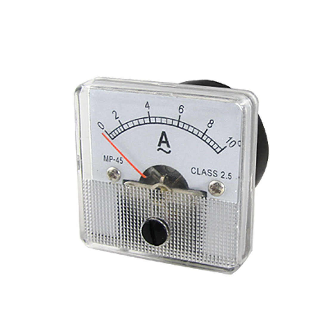 AC 0-10A Analog Amperemeter Current Panel Meter Gauge