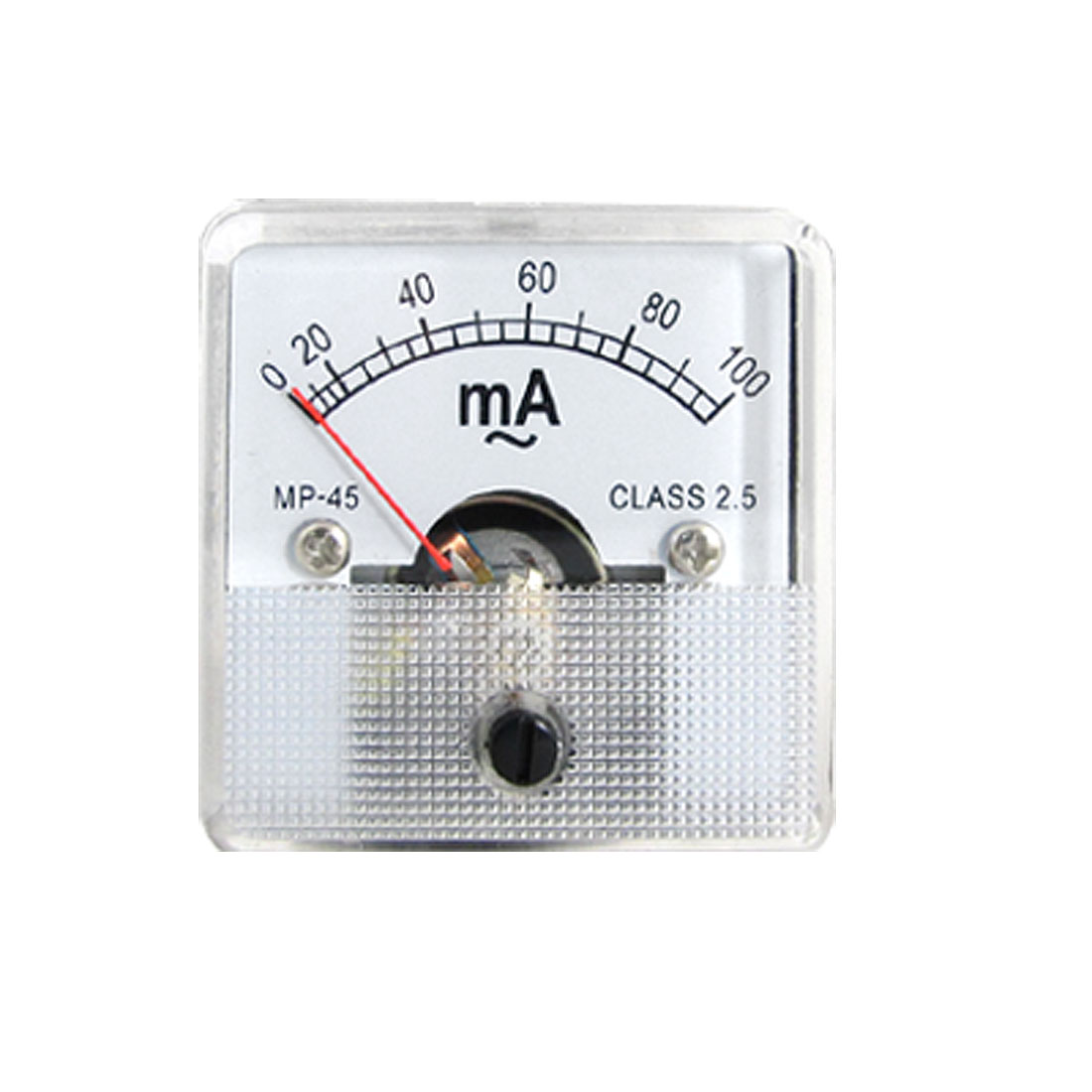 MP-45 AC 0-100mA Current Amperemeter Analog Panel Meter