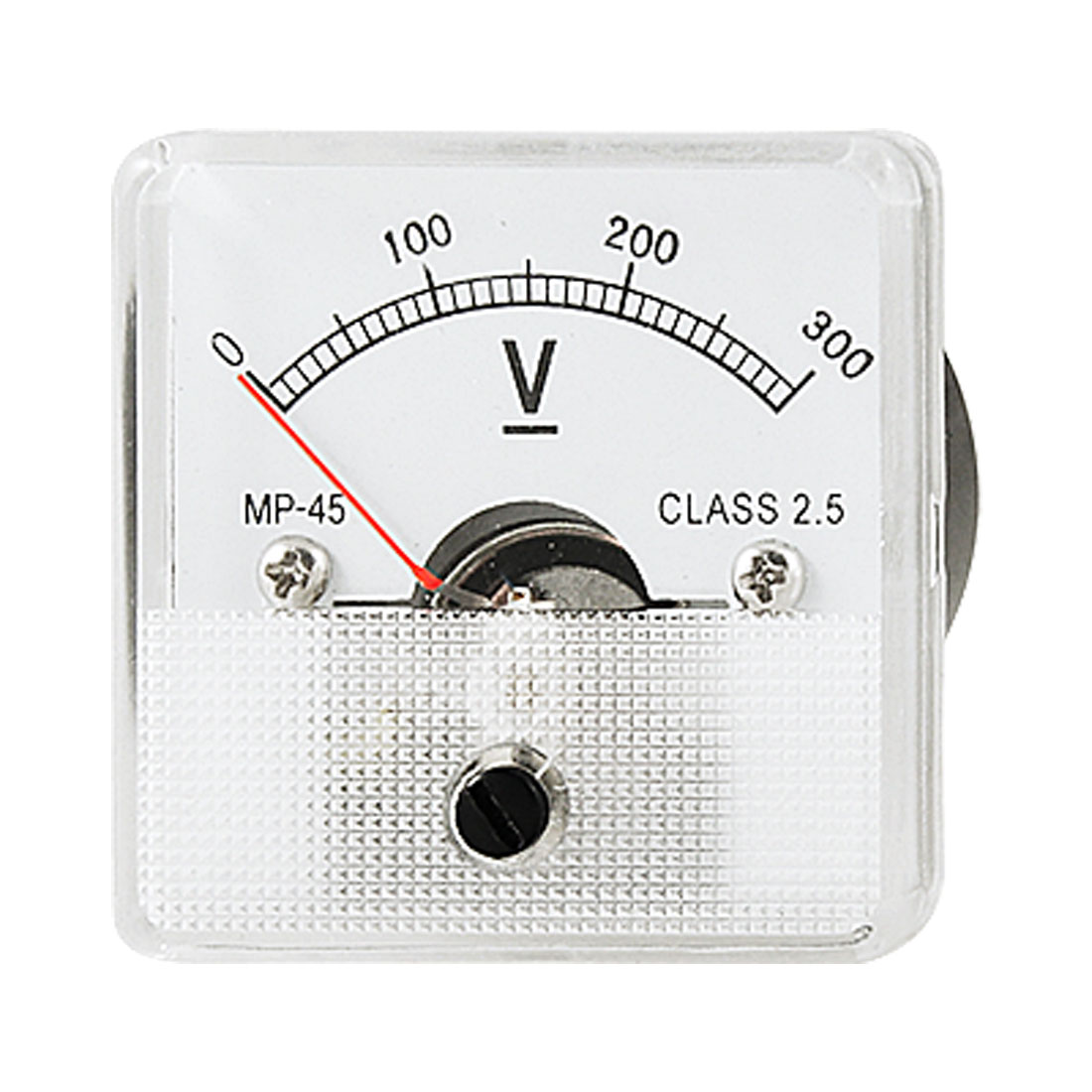 Analog Voltage Panel Meter DC 0-300V Voltmeter MP-45