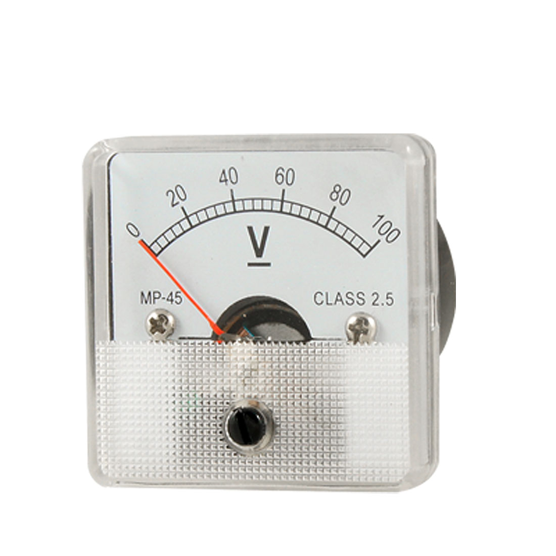 Analog Voltage Panel Meter DC 0-100V Voltmeter MP-45