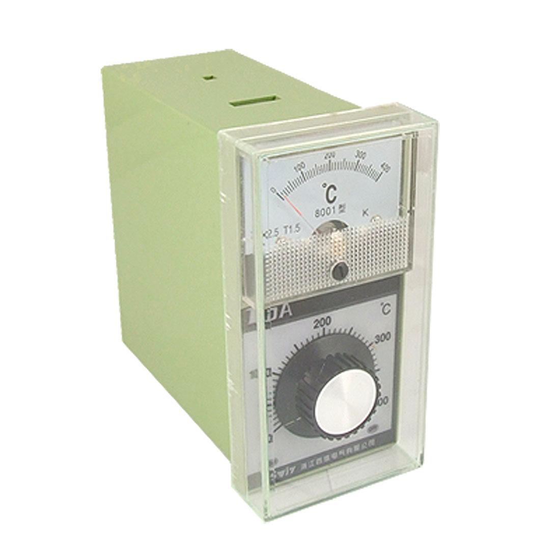 TDA-8001 0-400 Celsius Dial Setting Temperature Controller AC 220V