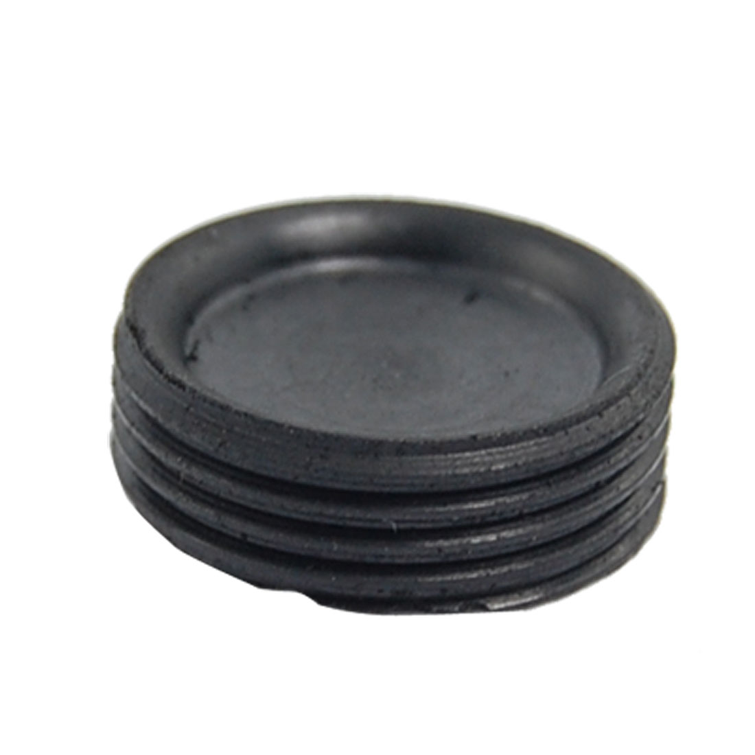 Motor 14.5mm Diameter Carbon Brush Holder Rear Cap Cover 20 Pcs