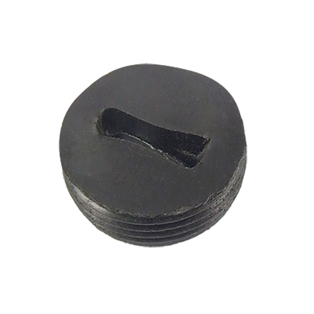 20 Pcs 14.6mm Plastic Carbon Brush Holder Cap for Motor