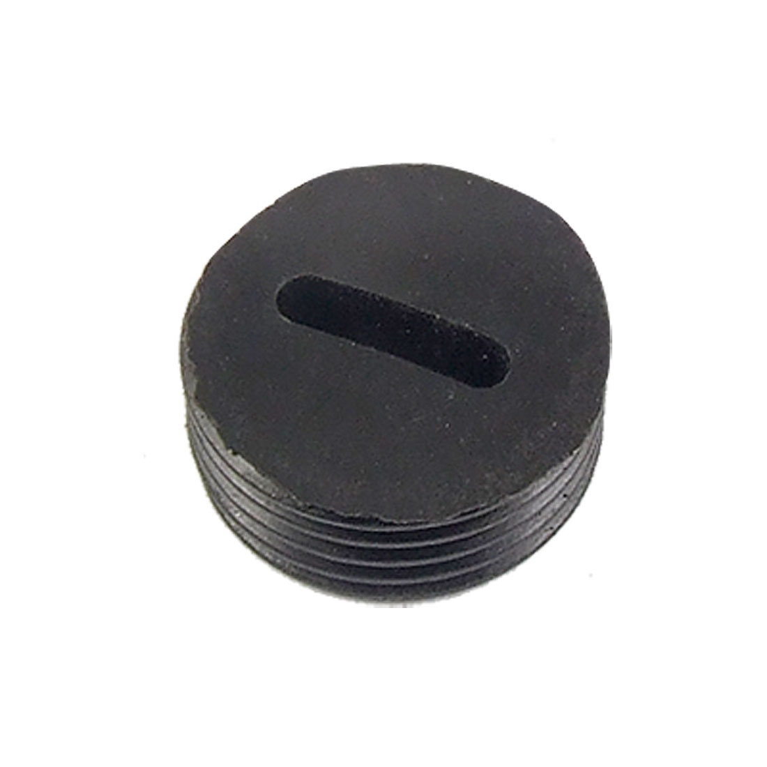 20 Pcs Black Replacement Carbon Bruch Holder Cap 12.5mm