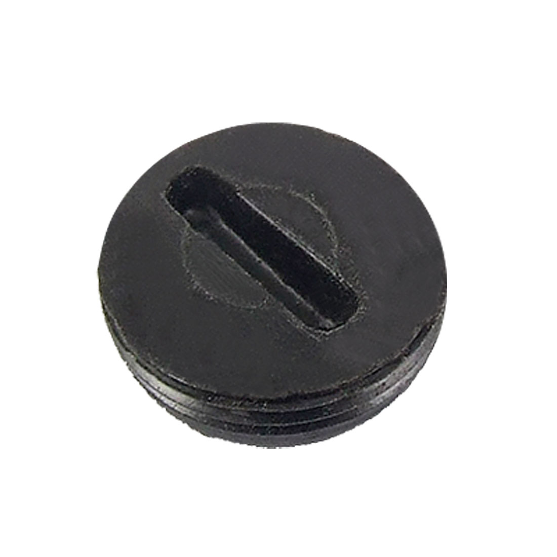 20 Pcs 13.7mm Diameter Black Carbon Brush Holder Cap for Motor