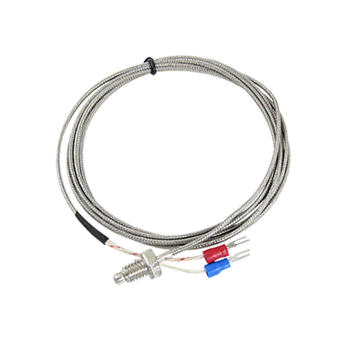 2M 8mm Thread K Type Thermocouple Temperature Sensor Probe