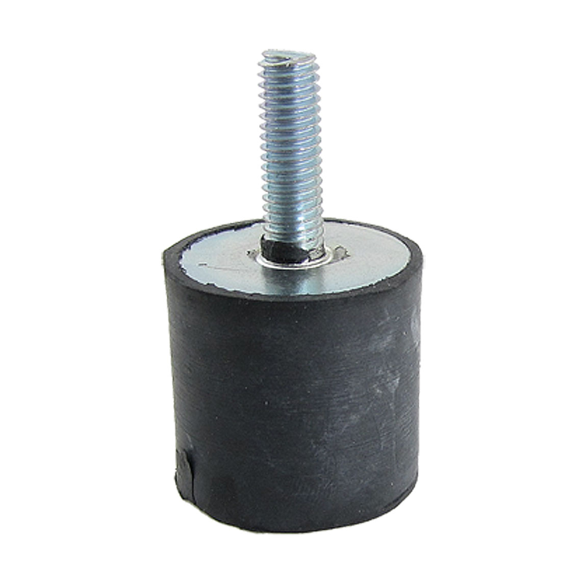 6 x 12mm Male Thread Rubber Vibration Isolator Mount