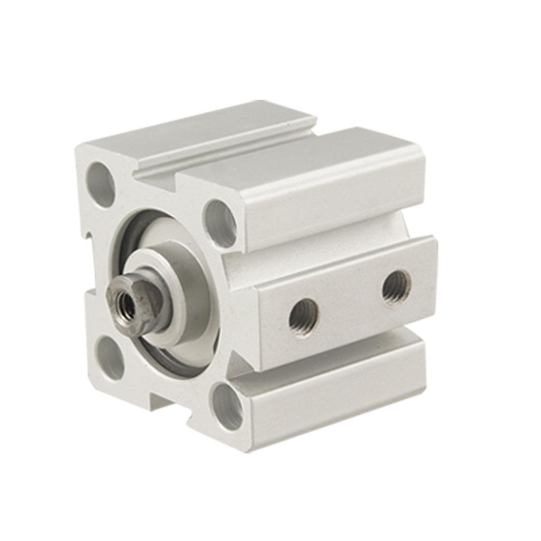 Single Rod SDA 20 x 10 Double Action Mini Pneumatic Cylinder