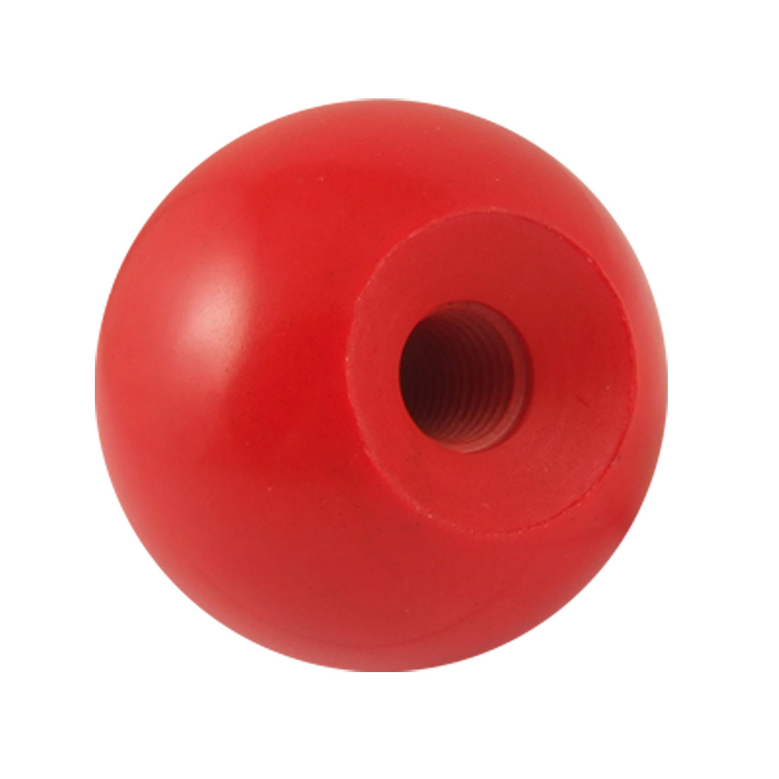 Solid Red Duroplastic 40mm Diameter Handling Ball Knob