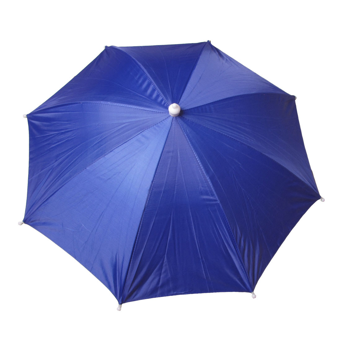 Fishing Camping Sun Rain Shade Umbrella Hat Blue