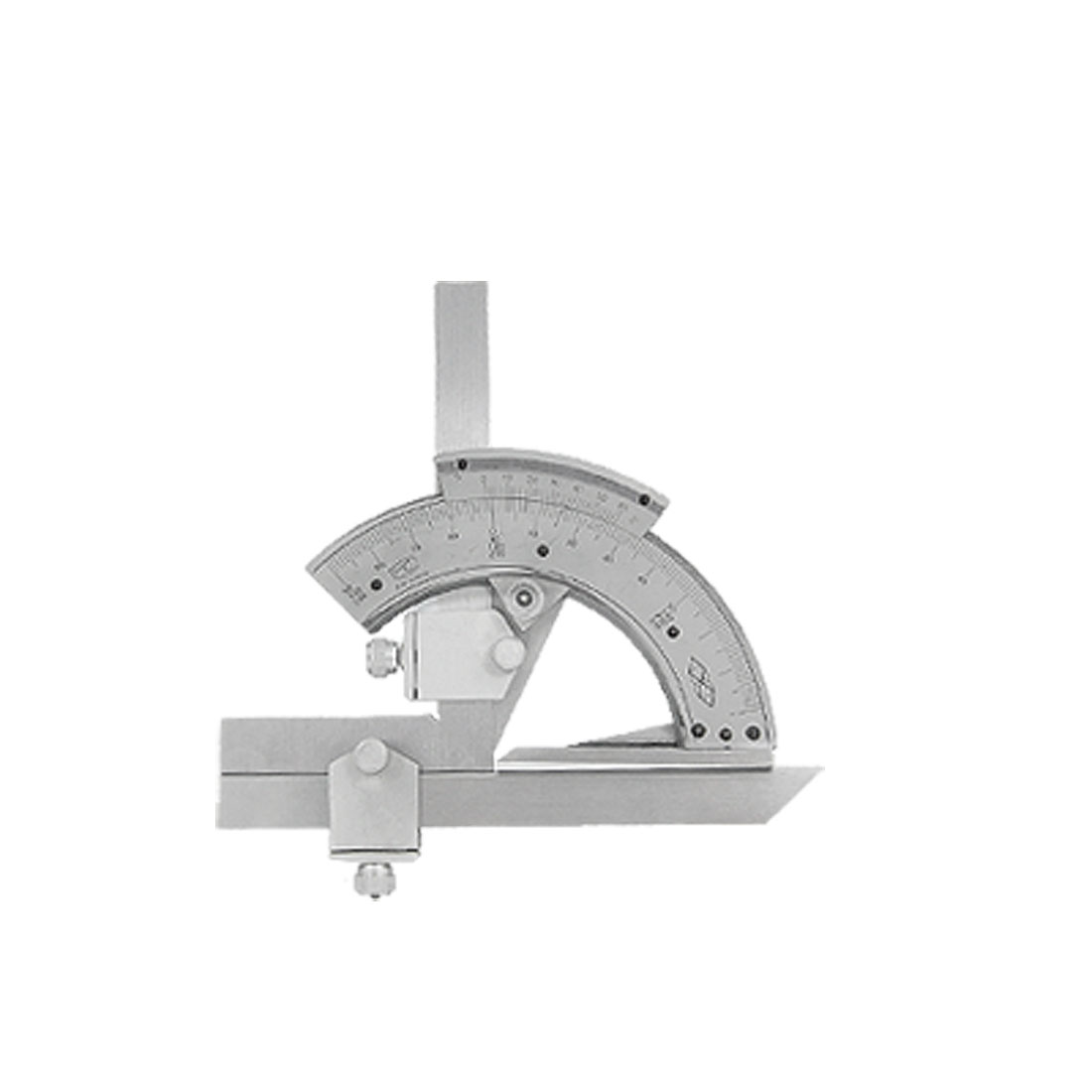 0-320 Degree Stainless Steel Universal Vernier Bevel Protractor
