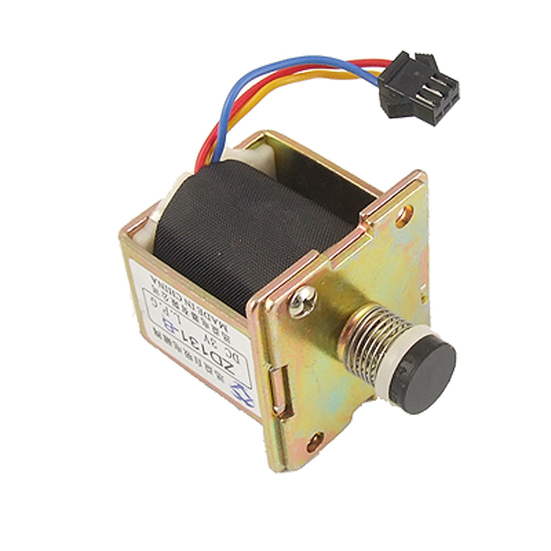 Water Heater Self Absorption Solenoid Valve DC 3V