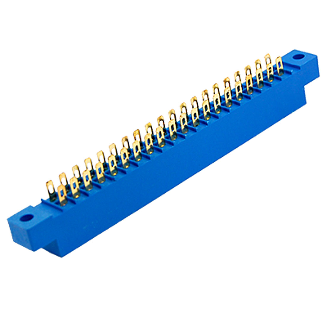 3.96mm Pitch 40P 2 x 20P PCB Solder Socket Card Edge Connector