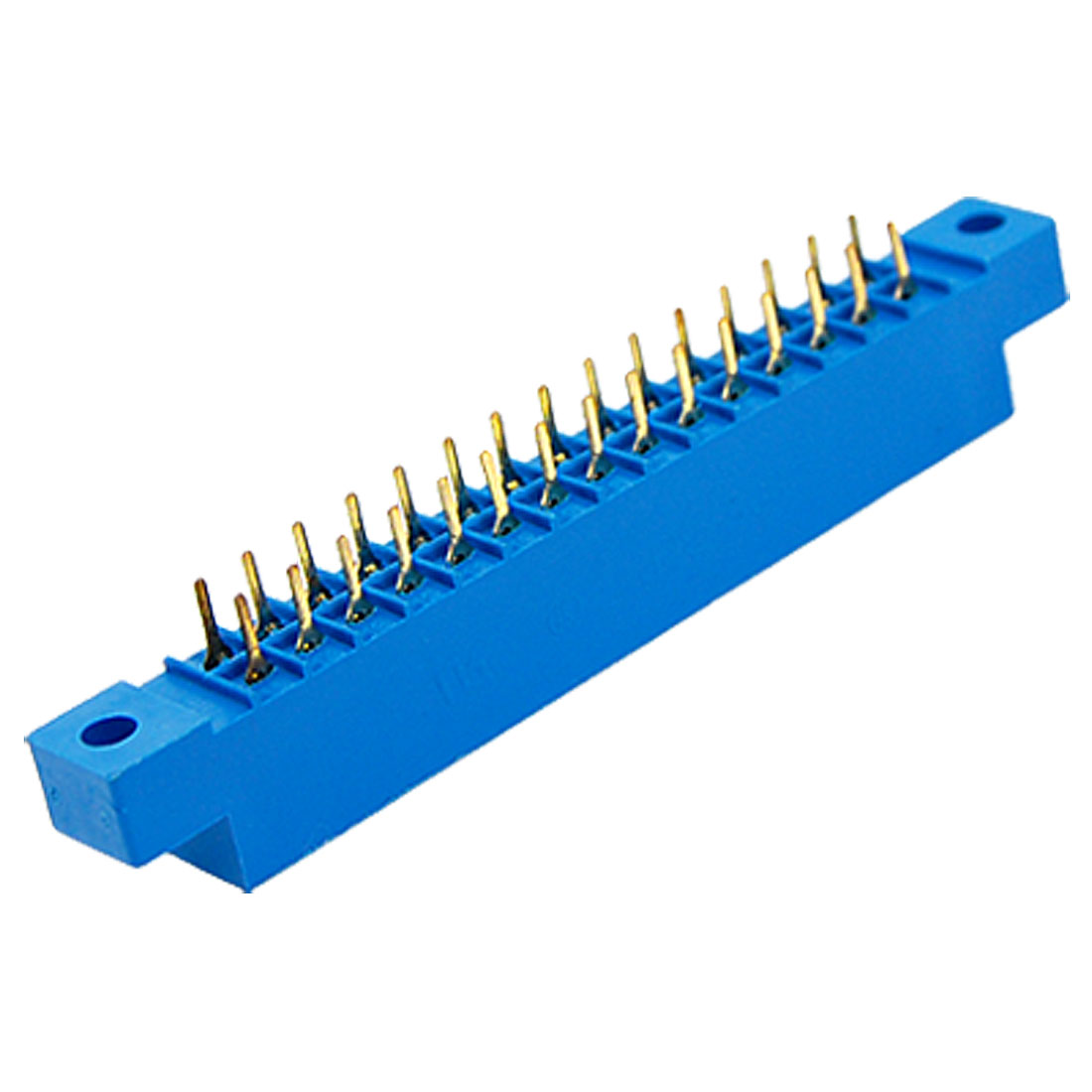 3.96mm Pitch 30P 15P x 2 Card Edge Connector PCB Solder Socket