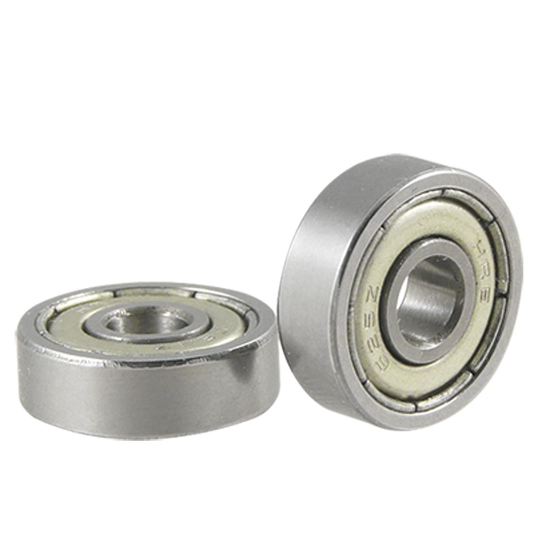 2 Pcs 625Z Miniature Single Shielded Deep Groove Ball Bearings