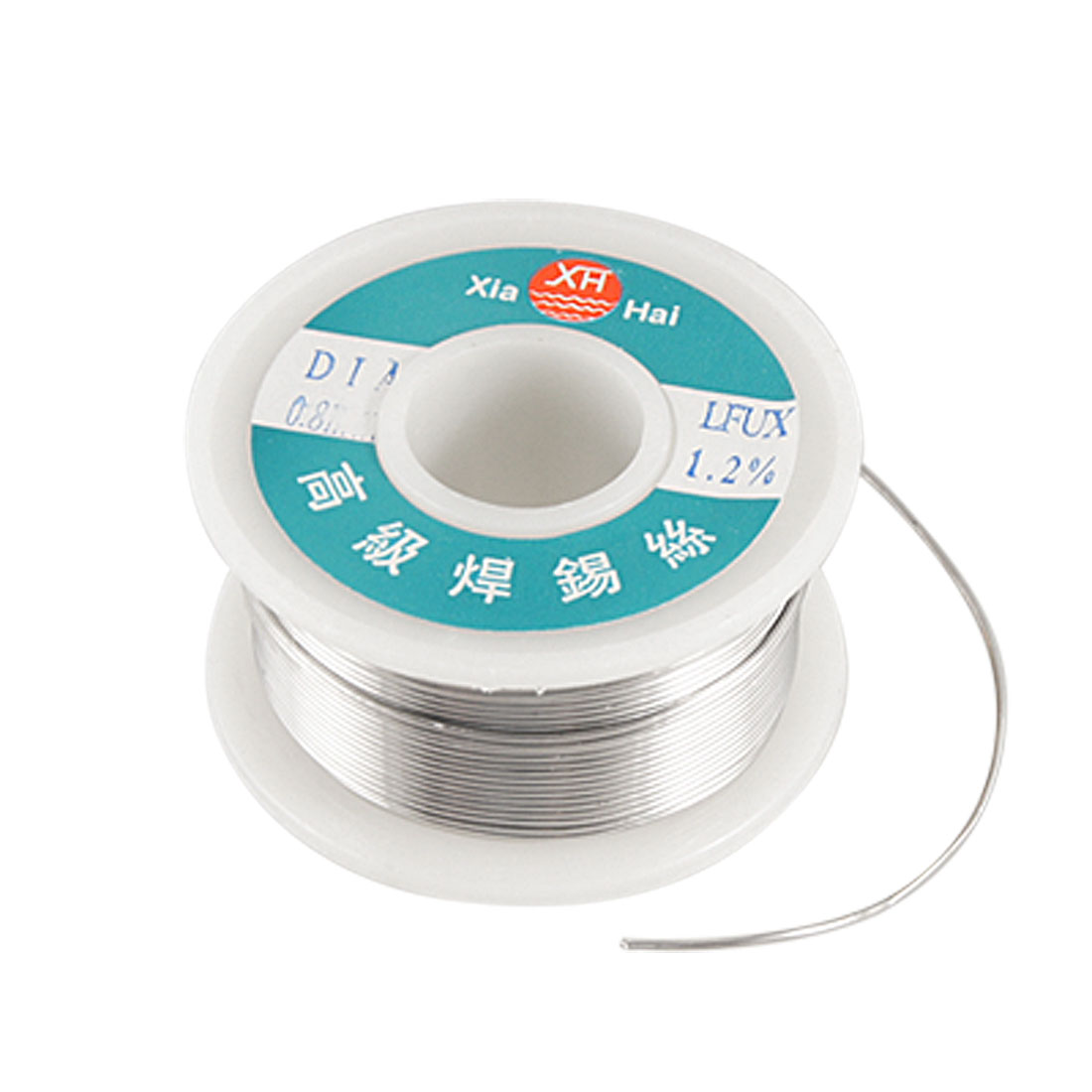 0.8mm 63/37 Rosin Core Flux 1.2% Tin Lead Roll Melting Soldering Solder Wire