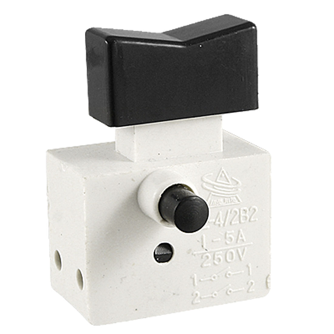 AC 250V 5A DPNO Trigger Switch for Electric Power Hand Drill Tool