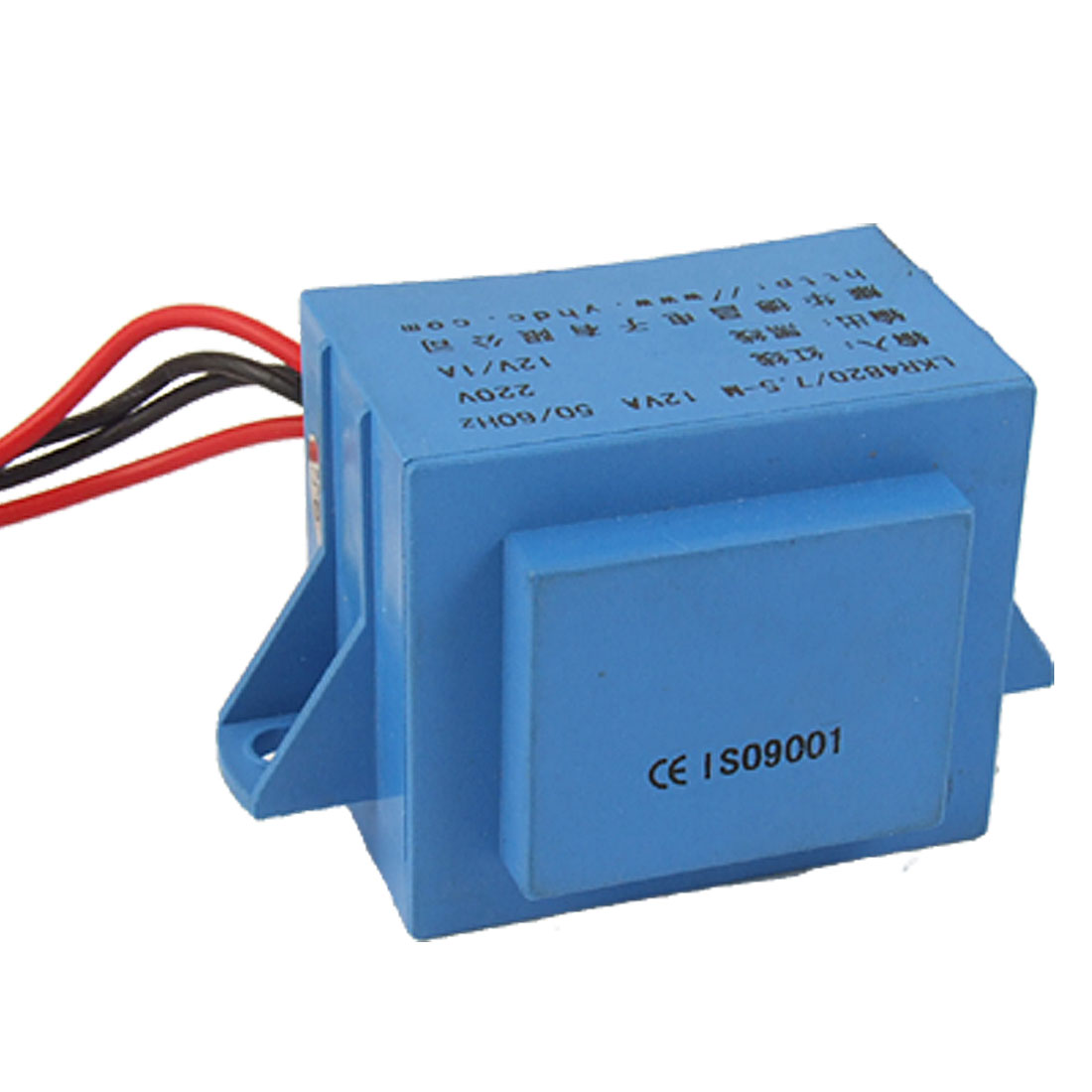 12VA Voltage Converter Transformer Blue LKR4820/7.5-M