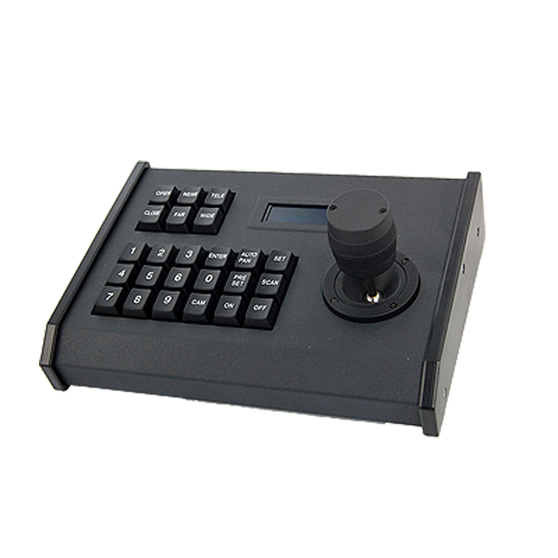 EU Plug AC 100 - 265V Metal Case RS485 Port CCTV Camera Keyboard Controller