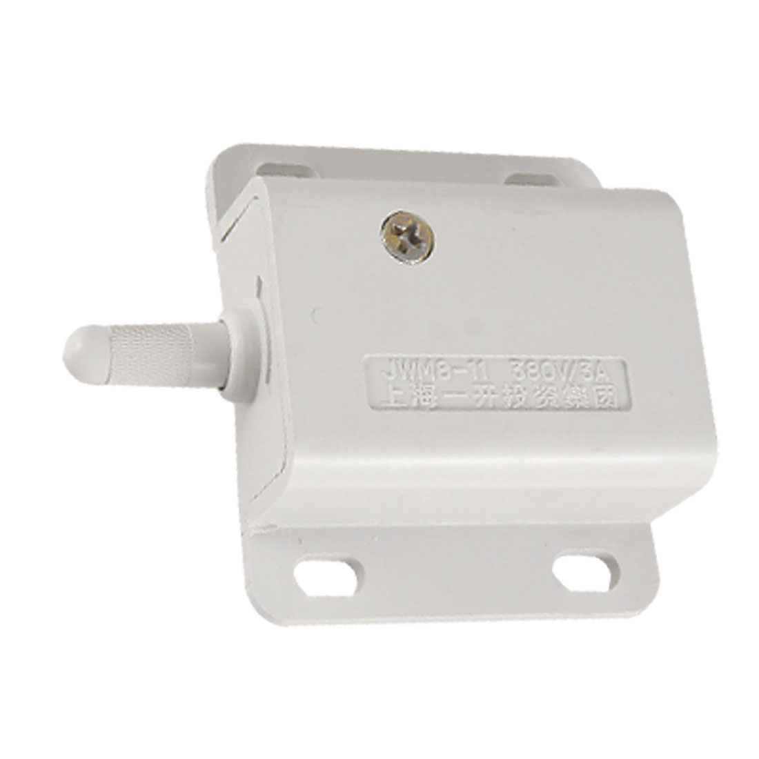 AC 380V 3A Push Rotate Hold Self-locking Type 1NO 1NC Door Switch