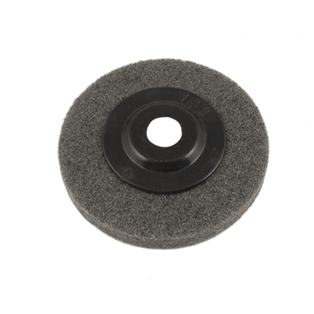 "Plastic Lid 4"" Outer Dia Nylon Polishing Grinding Wheel for Metal"