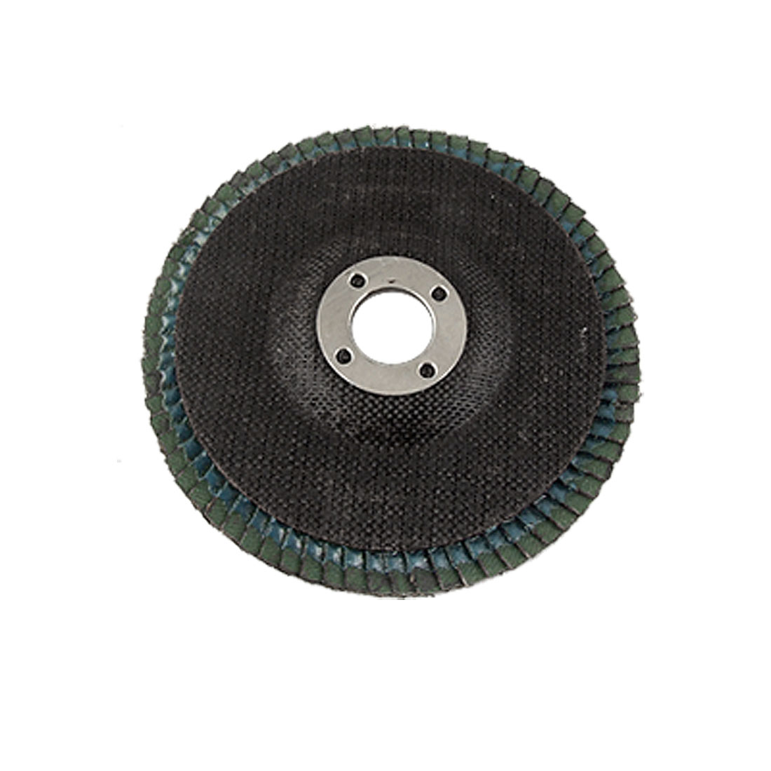4inch Outer Dia 80# Grit Flap Sanding Disc Grinding Wheel