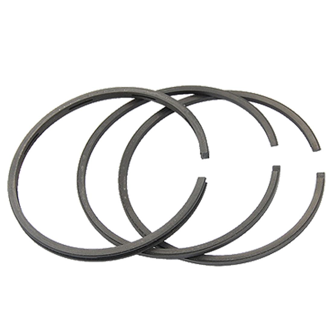92.5mm Inner Dia Piston Rings Set 3 Pcs for Compressor