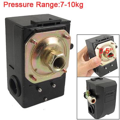 100-140PSI 1-Port Adjustable Pressure Switch Control Valve for Air Compressor