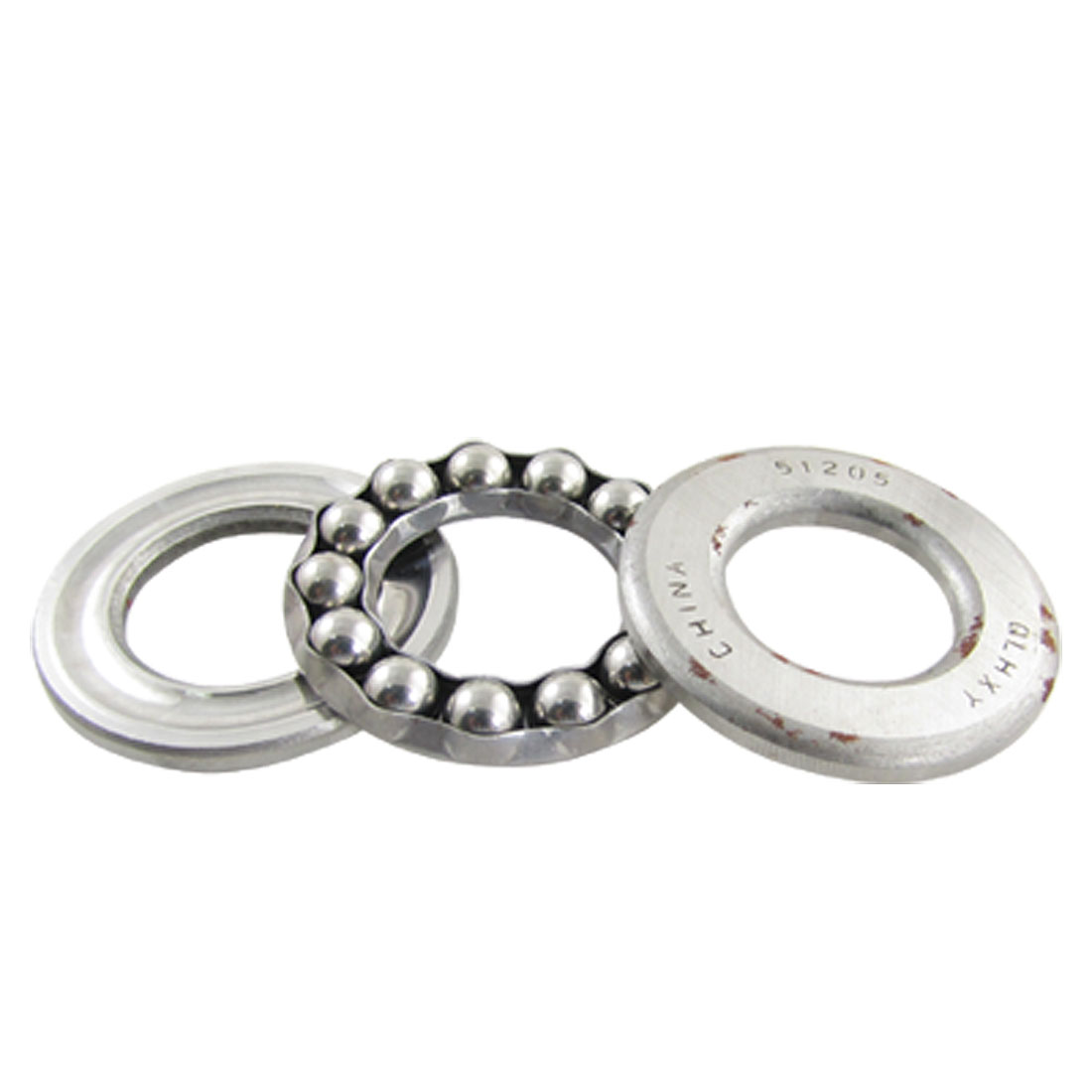 26mm x 47mm x 15mm Axial Ball Thrust Ball Bearing 51205