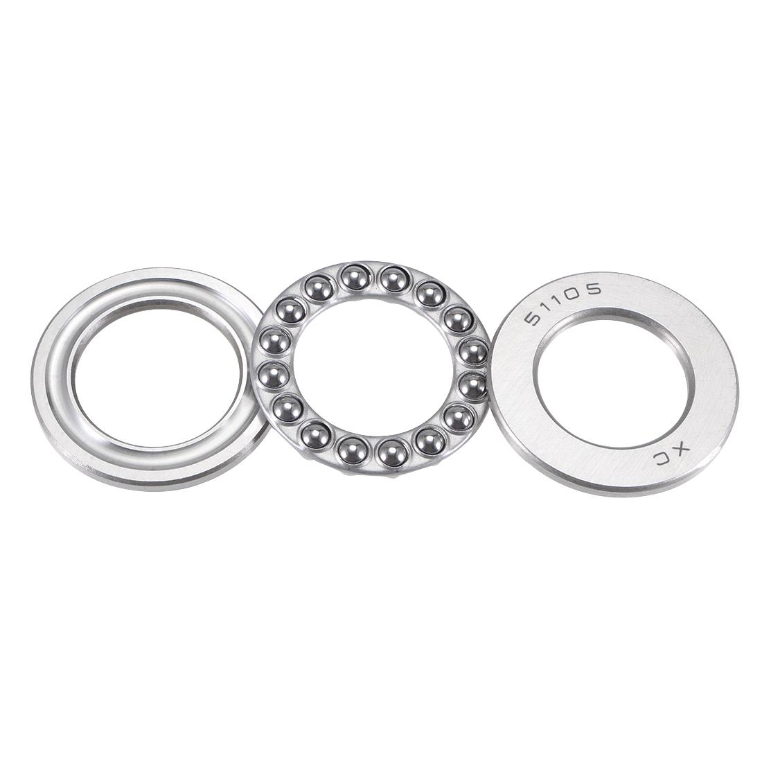 51105 25mm x 42mm x 11mm Axial Ball Thrust Bearings