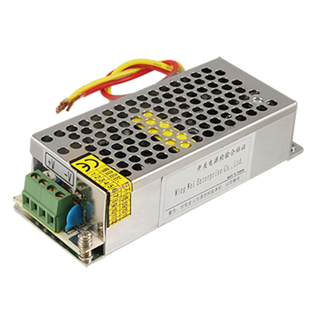 AC 220V DC 12V 1.3A 15W Switching Power Supply Driver for LED Flexable Strip Light