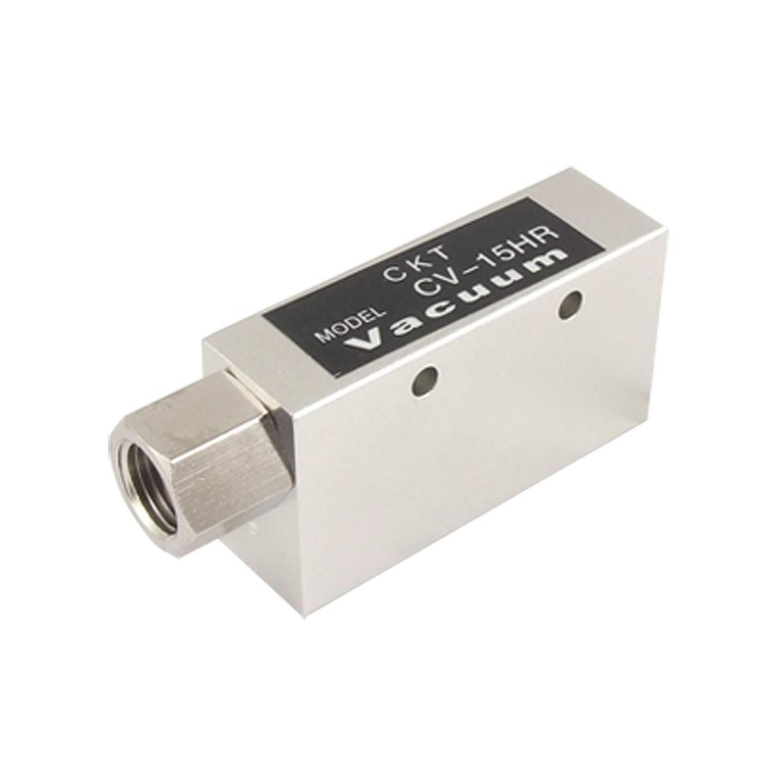 CV-15HR 3 Ports 1.5mm Dia Nozzle Vacuum Ejector Generator