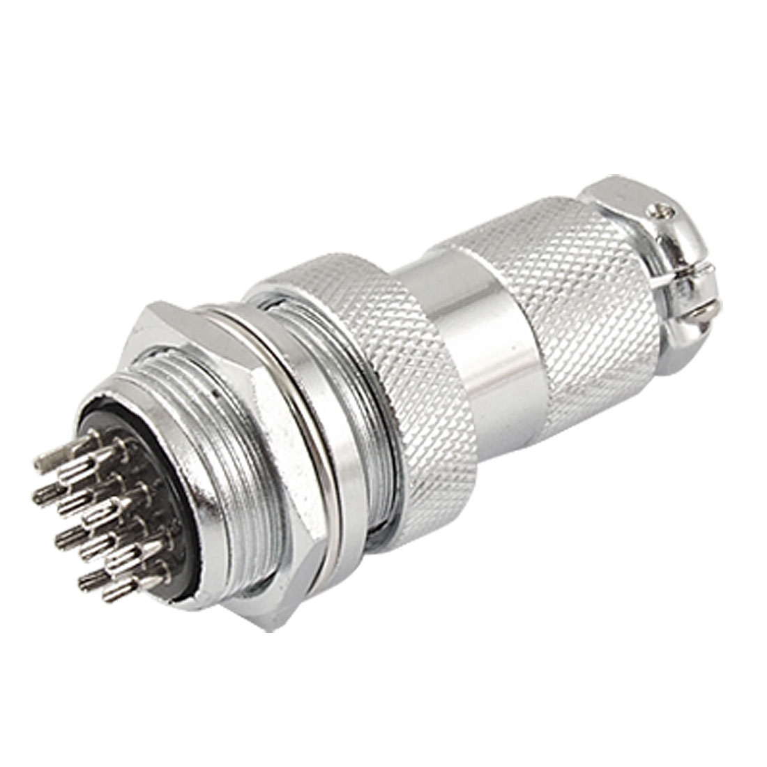 DF20-10B 10 Pins Aviation Circular Connector Adapter 250V 10A
