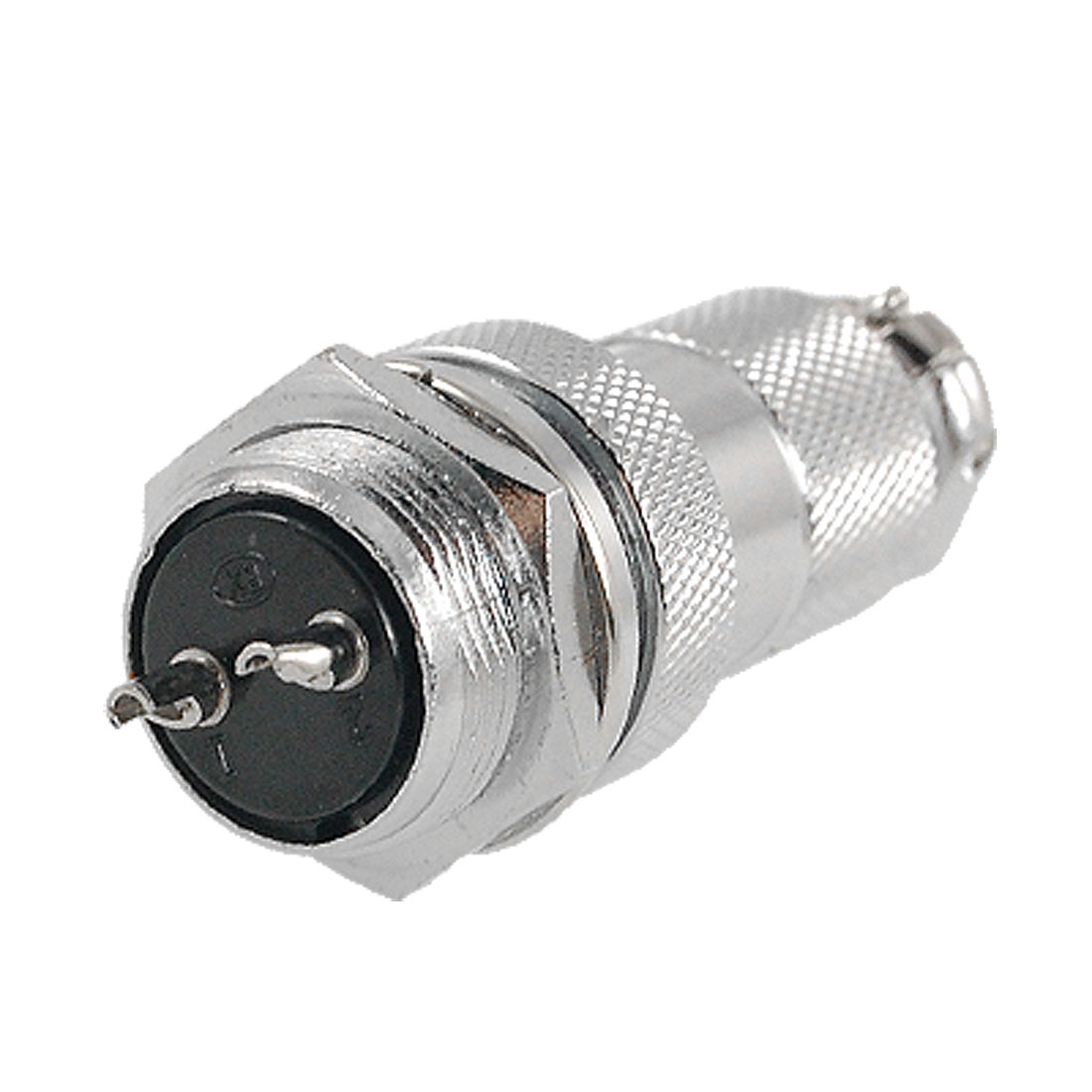 DF20-2B 2 Terminal Aviation Circular Connector 250V 20A