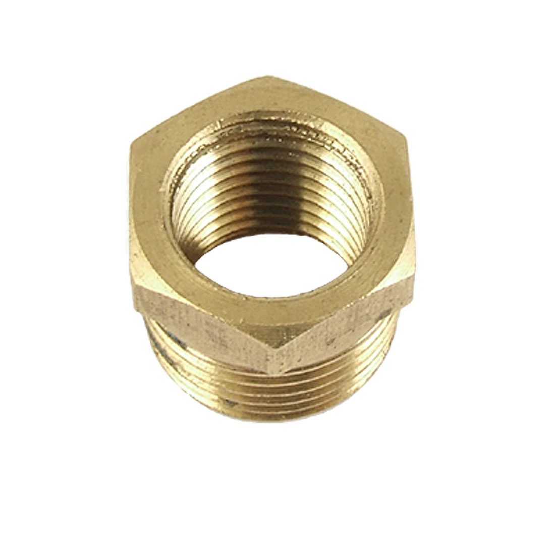 Plumbing Connect Brass M/F Thread Reducing Bushing