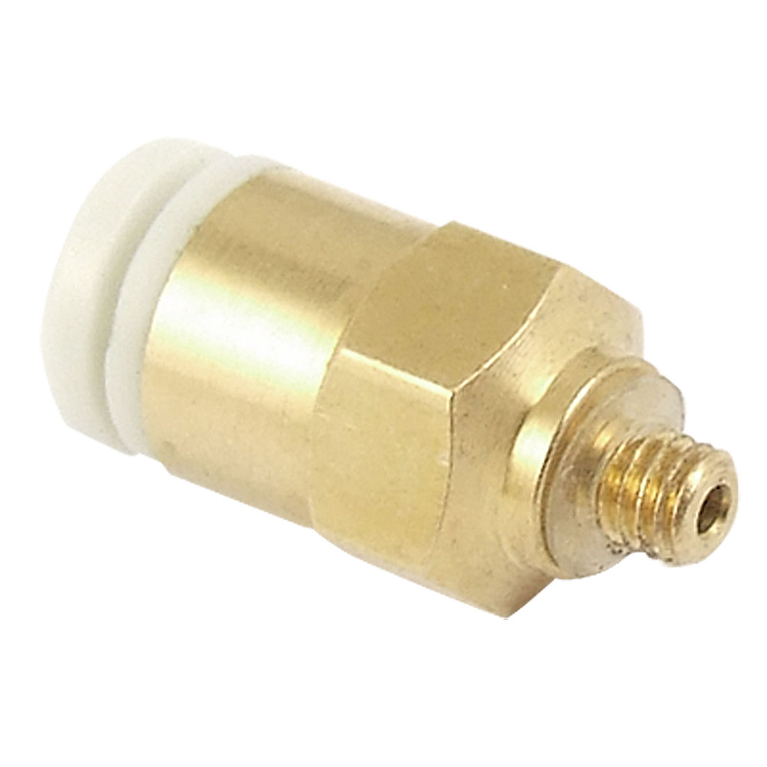 Pneumatic Pipe Connect 3mm Threaded Brass Quick Fitting