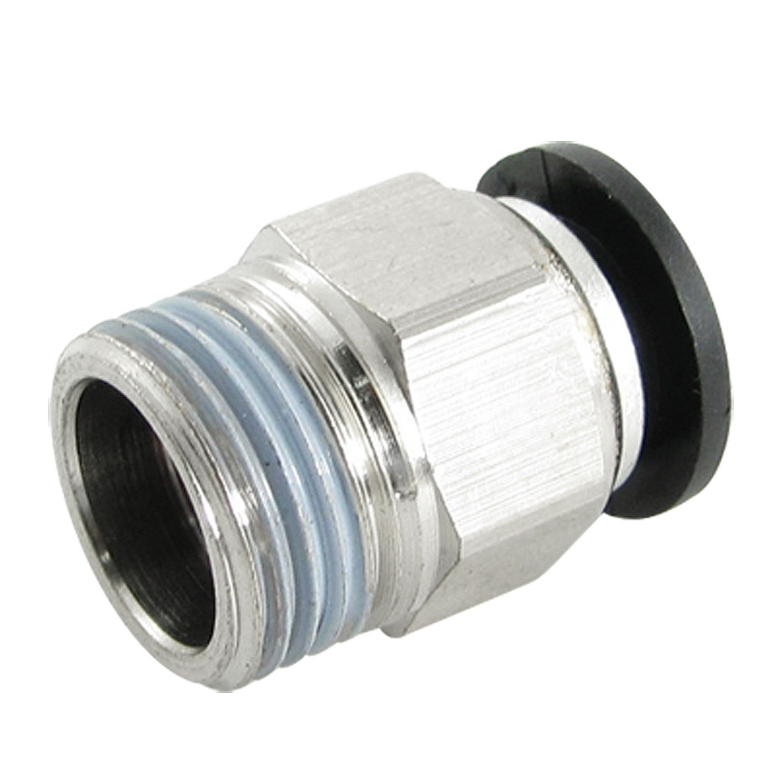 10mm x 16mm Pneumatic Tube Push in Connect Thread Quick Fittings